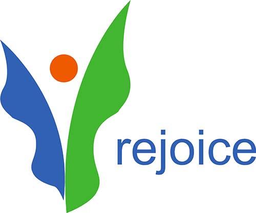 Logo rejoice klein